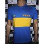 Camiseta Boca Retro Metropolitano 1981