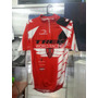 Remera Jersey, Treck World Racing, Talle L.