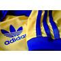 Camiseta Boca Retro 1981 1988 Amarilla Fate 0 Campera