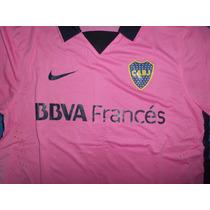 Camiseta Boca Juniors Rosa 2013/2014