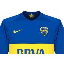 Camiseta Boca Juniors 2016 Niños Nike Original Nueva M.pago