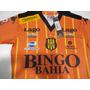 Camiseta Olimpo De Bahia Blanca Kappa 2015 Suplente Original