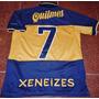 Boca 1998/1999 Historica Quilmes Guillermo # 7-reliquia