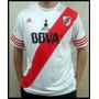 Camiseta Blanca Negra River Campeon Copa Libertadores 2015