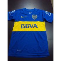 Nueva Camiseta Boca Juniors 2016 Niños - Excelente Calidad