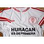 Camiseta Retro Huracan Es De Primera. Unica. Holandes