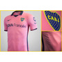 Camisetas Deportivas Boca Rosada 2014 2013