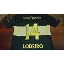 Nueva Camiseta Boca Juniors - Negra 2016 - Nicolas Lodeiro