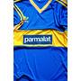 Camiseta Retro Club Boca Jrs- Logo Parmalat