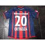 Camiseta San Lorenzo 2014 Lotto Titular #20 Ortigoza