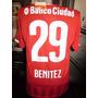 Camiseta De Independiente Con Numero 2015