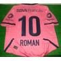 Camiseta Boca Juniors Roman Talle L Entrego Ya !!!