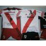 Camiseta + Short Niño River Plate Campeon Copa Libertadores