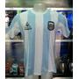 Camiseta Argentina Maradona Campeon 1986