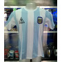 Camiseta A.f.a Maradona Campeon 1986