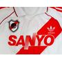 River Camiseta Retro Sanyo..alucinante.!unicas.ultimas.