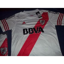 Camiseta De River Titular Outlet