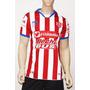 Camiseta Unión Santa Fe Tbs Utileria Parche + Numero Unicas