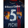 Autografiada Camiseta San Lorenzo Libertadores Lotto 5 Pichi