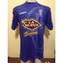 Camiseta Fútbol Huracán Kappa 2011 2012 Suplente T. L