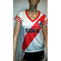 Remera Dama Futbol River Afa Racing Cabj Independiente
