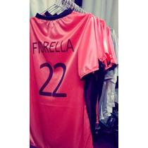 Camisetas Personalizadas Con Nombre, Numero Y Escudo