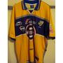 Camiseta Fútbol Tigres U.a.n.l. México Atlética 2002 T. Xl