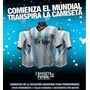 Camisetas Seleccion Argentina P/promociones X Mayor