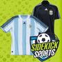 Camiseta De Argentina 2008-2009 Oficial