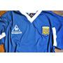 Camiseta Retro Argentina ´86 Azul