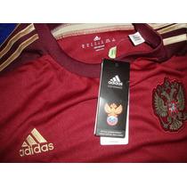 Camiseta Adidas Seleccion Rusa 2014 Nueva Orig.xl Caballito