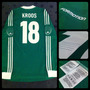 Camiseta Suplente Alemania - 18 Kroos - Formotion