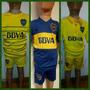 Conjuntos Fútbol Boca Niños