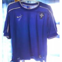 Camiseta De Coleccion Suplente De Brasil (envio Gratis!!)