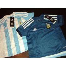 Conjunto De Niños Selección Argentina, Titular & Suplente