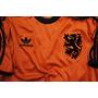 Camiseta Retro Naranja Mecanica 1978 Homenaje A Cruyff