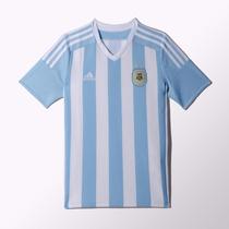 Camiseta Titular Niños Selección Argentina 2015 Deporfan