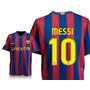 Camiseta Barcel Messi 10, Fcb Unicef, Talle 12,nueva! Oficia