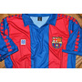 Camiseta Retro Barcelona 1982 Maradona Bordado Unica!!