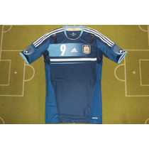 Argentina 2013 Utileria Pura ! Adidas Tech Fit ! Higuaín !!!