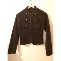 Blazer Chaqueta Chocolate