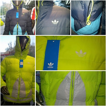 Campera De Pluma Adidas Por Mayor