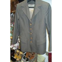 Blazer O Saco O Tapado Importado Color Kaky O Marron Oficina