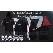 Mass Effect Campera Mas Remera