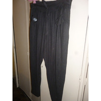 Pantalon Babucha Talle L-xl Super Calidad Impecable
