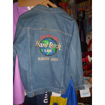 Campera Jeans Hard Rock .original.unica.$.300