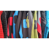 Camperas Columbia Softshell, Mujer.