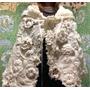 Capa Mujer Freeform Crochet Exclusiva Nueva Tapado