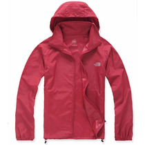 Camperas Rompeviento Mujer The North Face Talles L Y Xl