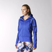 Campera De Training Gym adidas Mujer